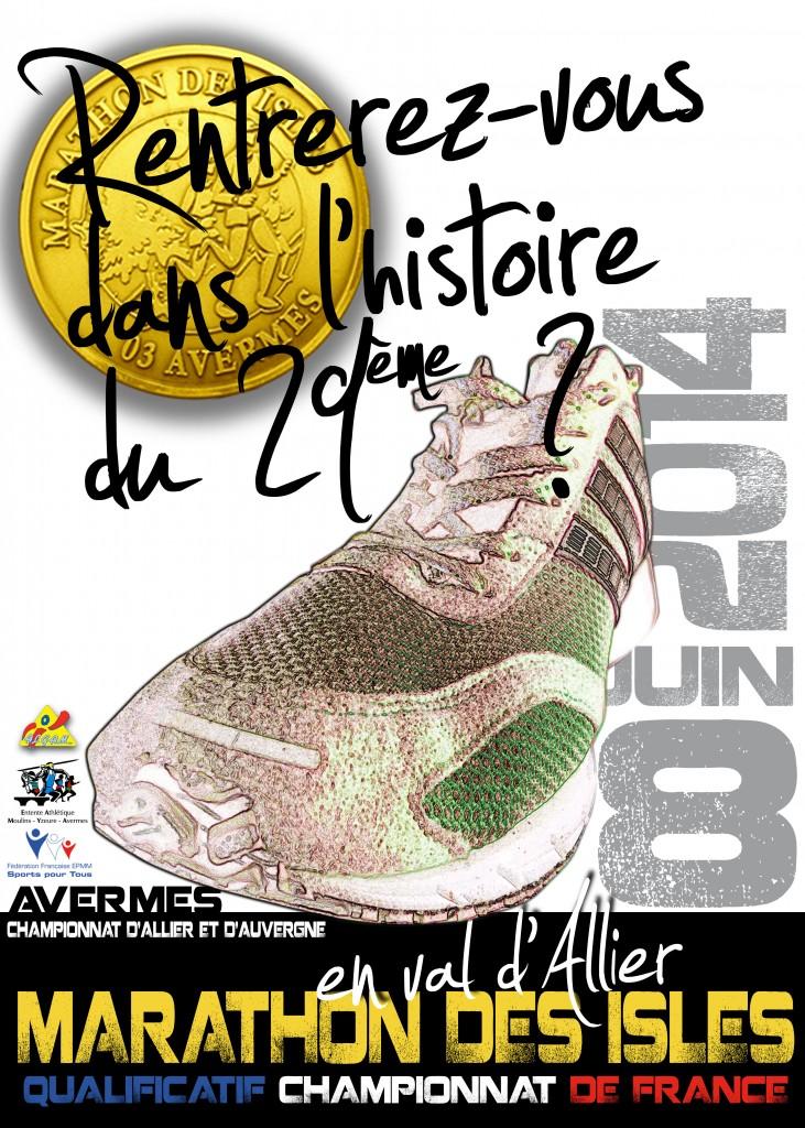 Marathon des isles en val d'Allier 2014 dans Infos affichette-recto-20141